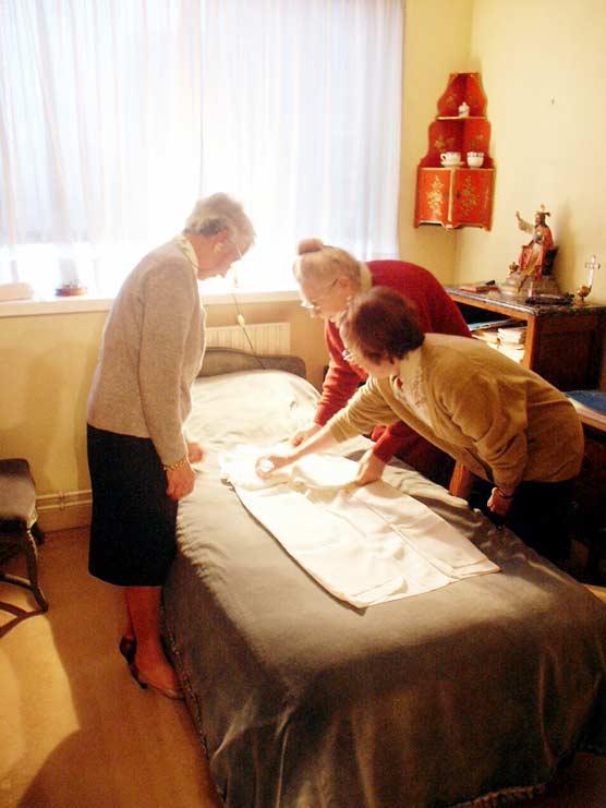 Localisation de reliques ayant appartenues à Madame Royale DV0034